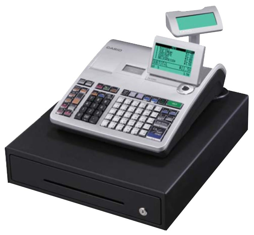Shogun HE-400 Cash Register