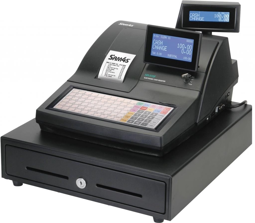 Shogun HE-500 Cash Register
